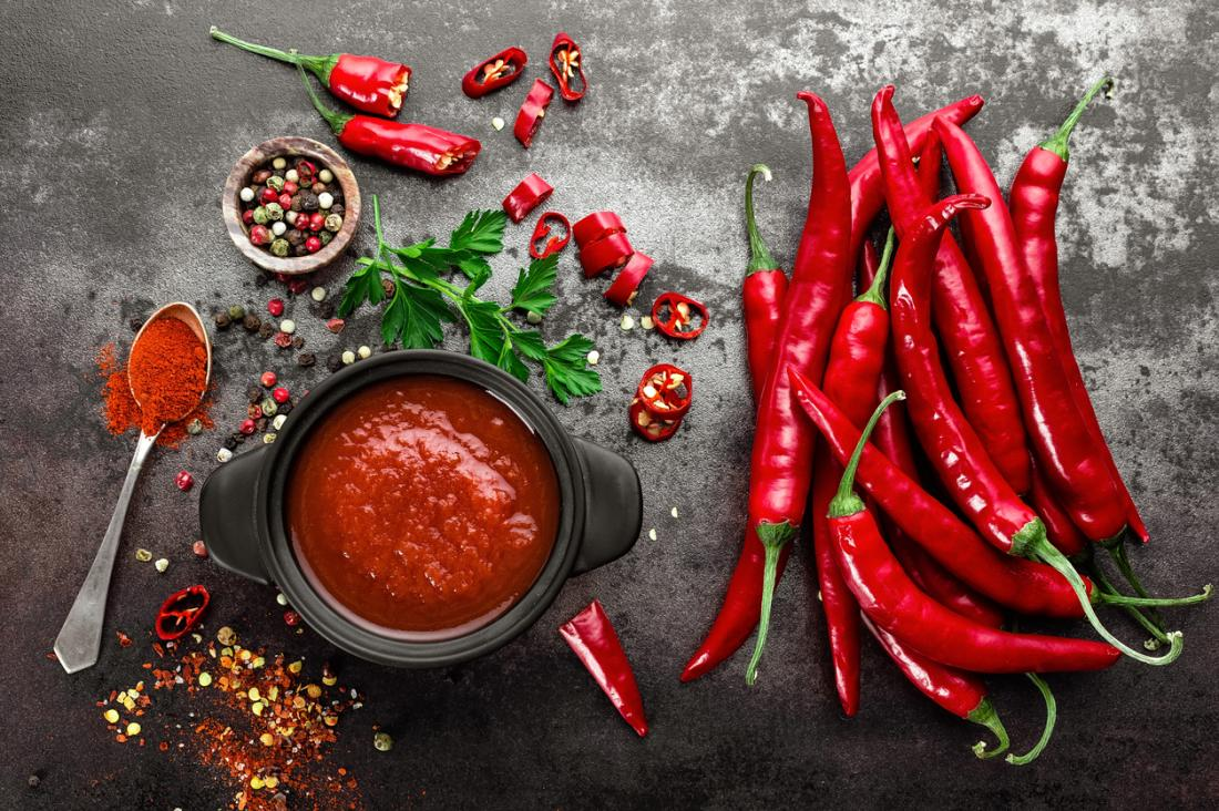 Need to cut down on salt? Try something spicy instead - iCare - Need to cut down on salt? Try something spicy instead