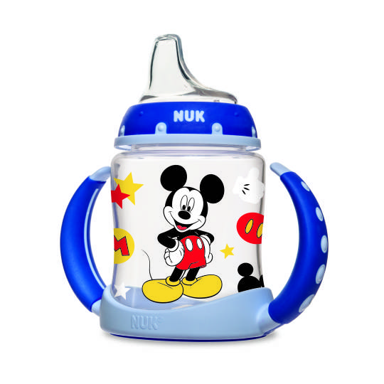 MICKEY MOUSE 5 oz Learner Cup from NUK® - iCare