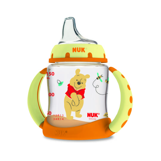 Winnie the Pooh My First Friend Learner Cup by NUK - iCare