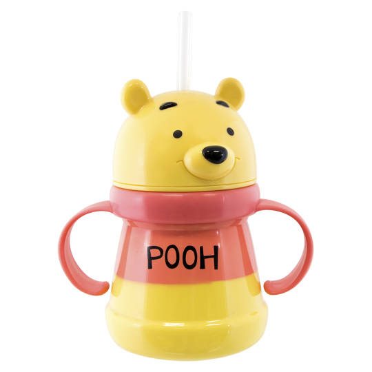 Winnie The Pooh Straw Cup - iCare